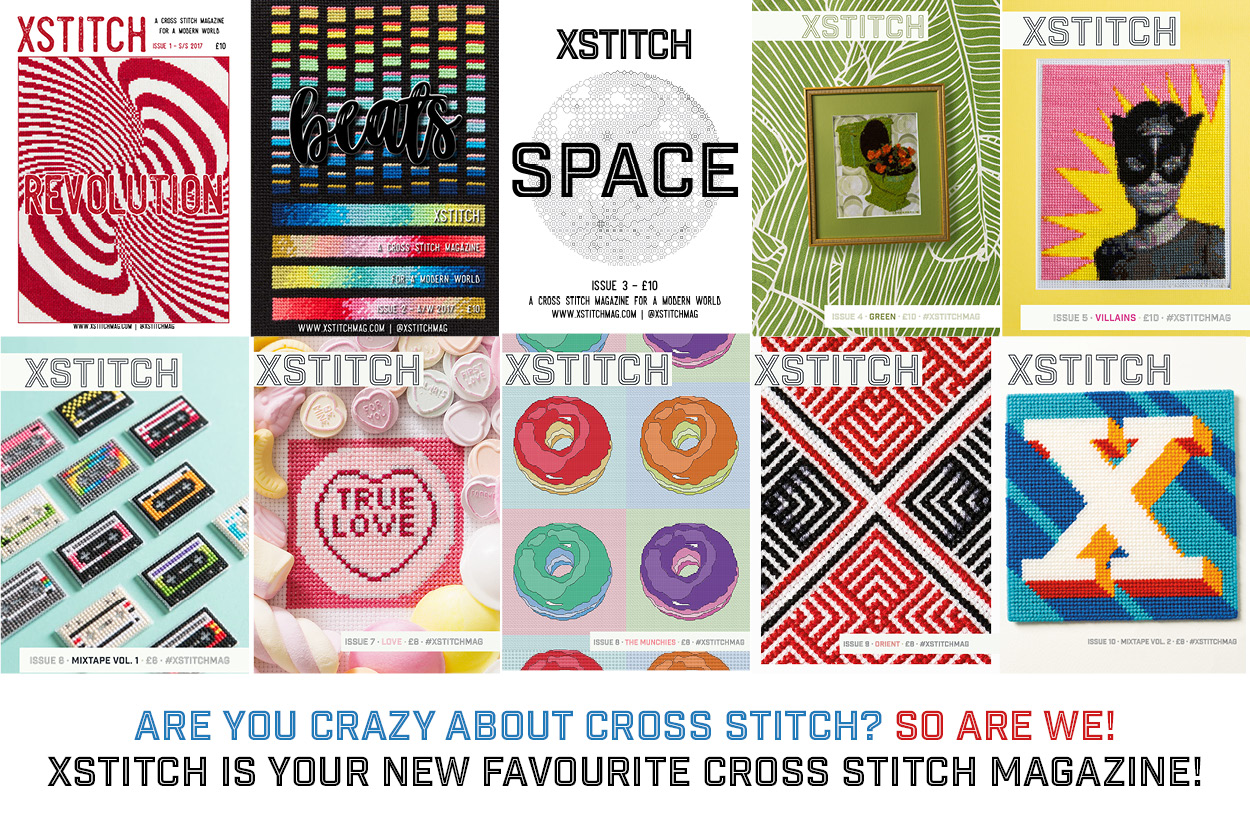 XStitch is your Cross Stitch Crazy alternative